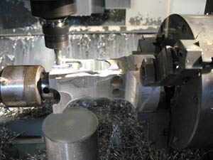 4-Axis Mill
